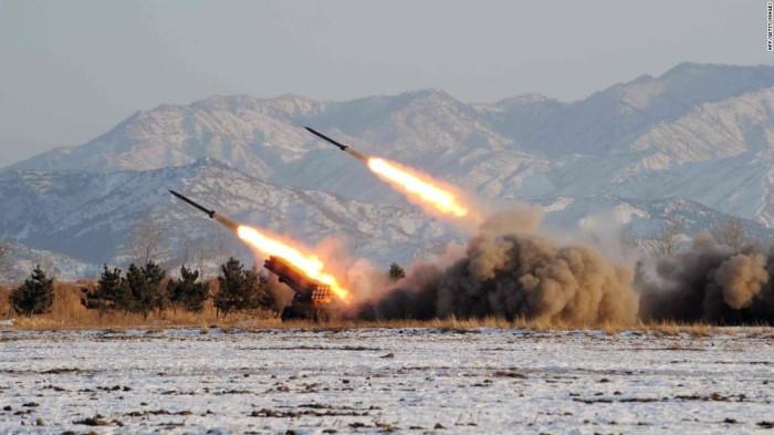 N Korea missiles CNN