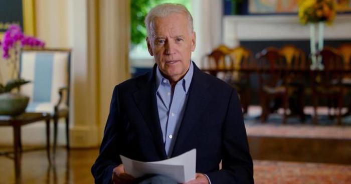 Biden reading via CBS