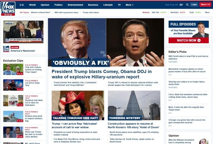 Fox News 10.18.17