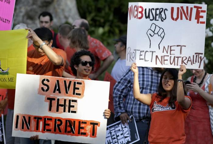 Reuters Jonathan Alcorn Net Neutrality