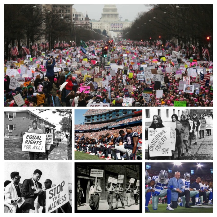 Womens March-COLLAGE