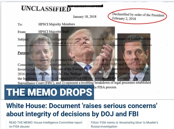 Fox News front page 2.2.18